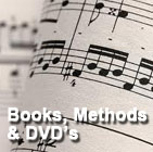 Books, Methods, & DVDs