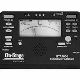 On Stage GTA7000 Chromatic Tuner/Metronome